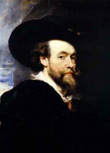 Der Maler Paul Rubens, der Sohn des hier beschriebenen Jan Rubens